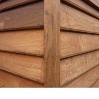 image of timber cladding