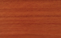 image of Jarrah timber sample