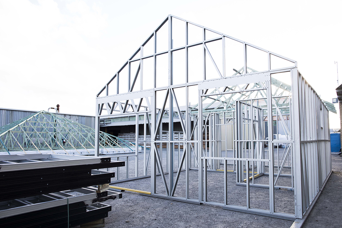 Steel Framing Perth | Truss | Framing | Worldwide Timber Traders