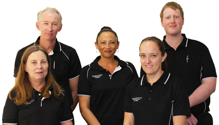 Image of Worldwide Timber Traders internal sales team