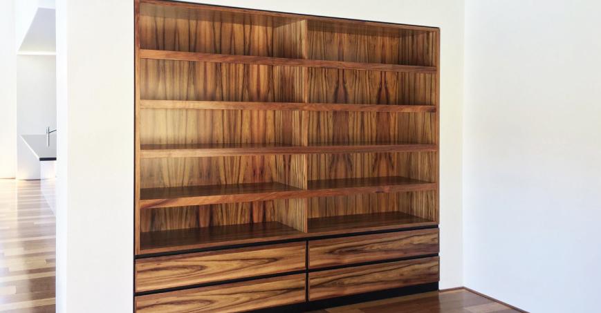 image of tasmanian blackwood santer interiors
