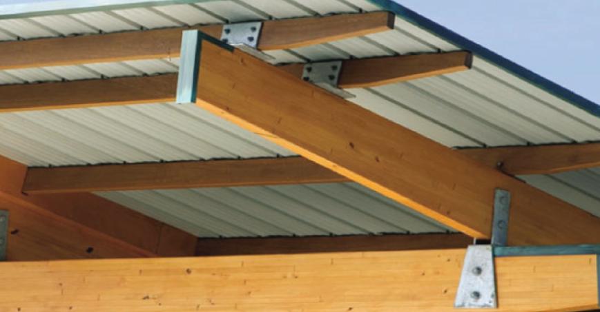 image of Oregon Glulam beam