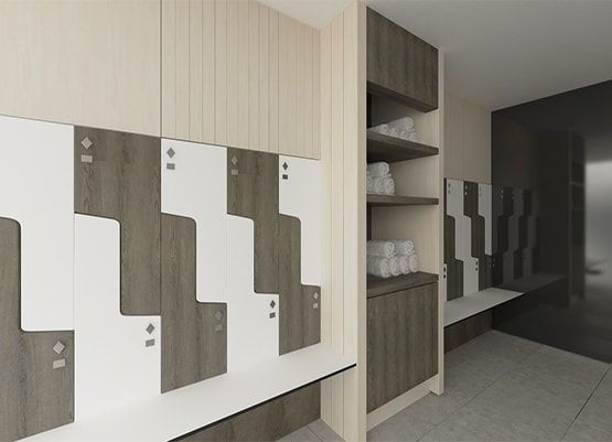 Image of Navcompact interior project.